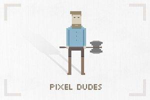 Pixel Dudes