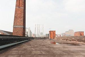 Hazy Rooftops