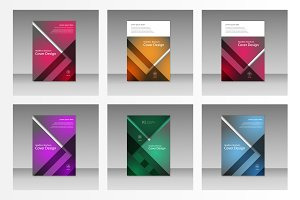 Creative brochure for business Vol.3