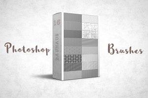 Photoshop brushes / Bauhaus