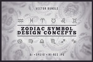 Zodiac concepts bundle