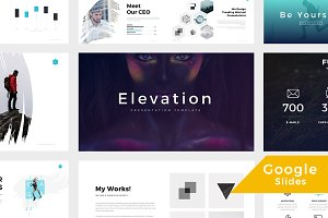 Elevation Google Slides Template
