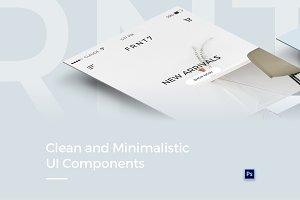 Minimal UI Kit