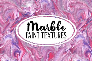Marble Paint Textures