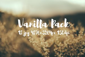 Vanilla Pack