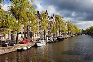 Kloveniersburgwal Canal