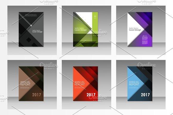 Creative brochure for business Vol.4 - Brochures