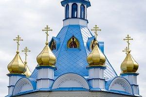 Blue Church One
