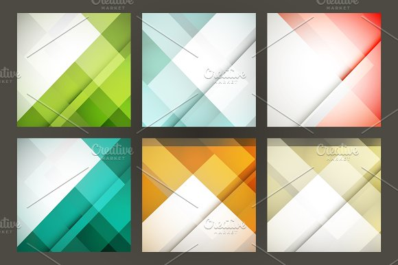 Set geometric textures