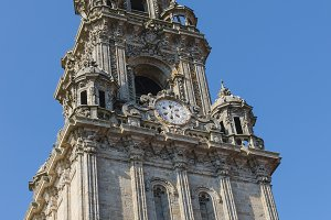 Berenguela tower in Santiago
