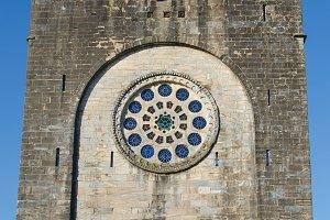 Portomarin church Saint Nicholas