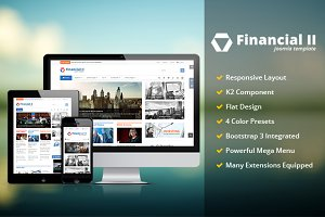SJ Financial II -Responsive Template