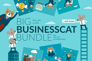 Vector BusinessCAT bundle