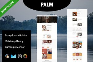 PALM - Responsive Email Template