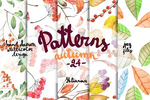 Autumn Patterns 24