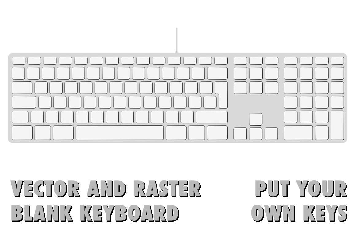 It's just a photo of Soft Printable Keyboard Stickers