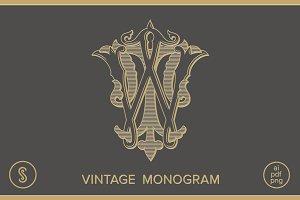 TW Monogram WT Monogram