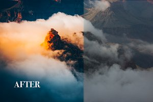 4 ColorFilm Nature Lightroom Presets