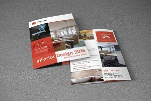 Interior Design Brochure-V599
