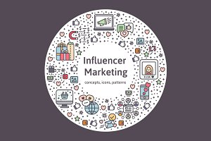 Influencer Marketing Set