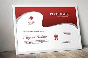 Curve corporate certificate