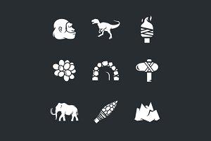 Stone Age, Dinosaurs