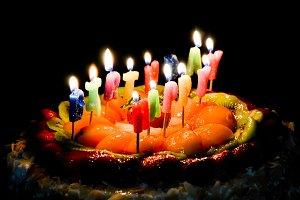 Happy Birthday Cake !!