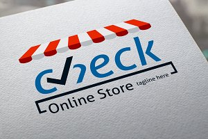 Check Online Store Logo