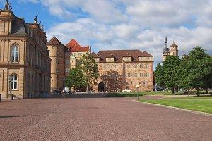 Altes Schloss in Stuttgart