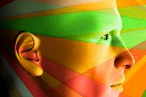 Man Color Profile