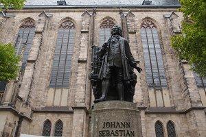 Bach Denkmal