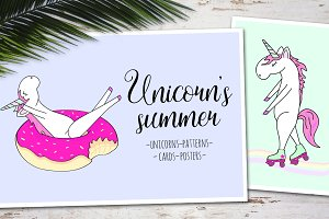 Unicorn's summer