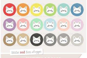 Kitty Icon Clipart