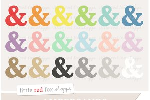 Ampersand Clipart