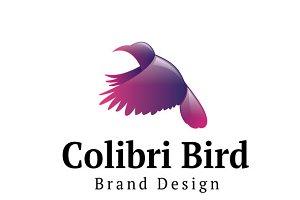 Colibri Bird Logo