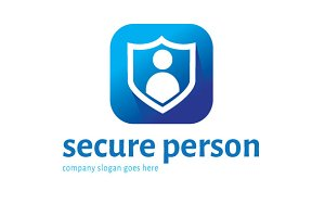 Secure Person Logo