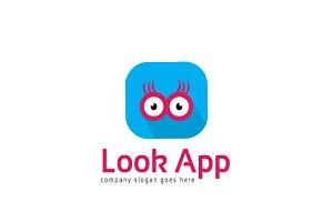 Look App Logo