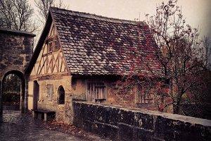 Medieval Cottage in Regensburg