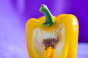 yellow sweet pepper