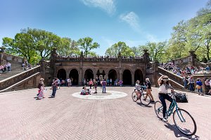 Central Park Arches
