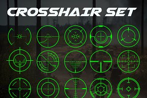 Realistic Crosshair Collection