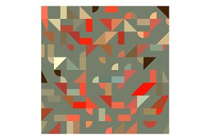 Vector Shape Collage