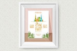 Iftar party celebration