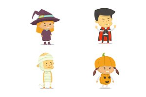Characters for Halloween