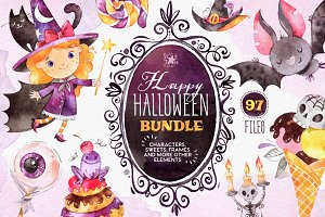 Happy Halloween Bundle
