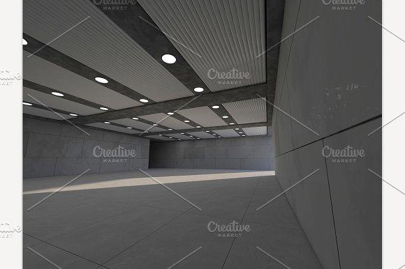 Concrete Background. 3D rendering - Graphics