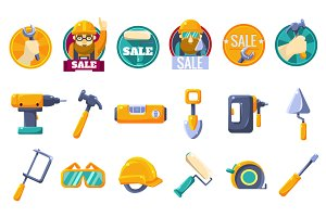 Tools for Building and Repair