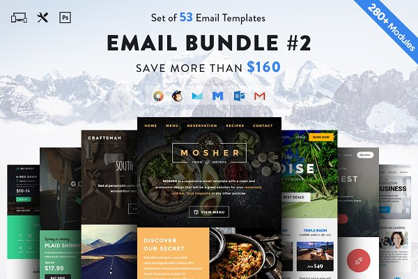 Theemon Email Bundle #2