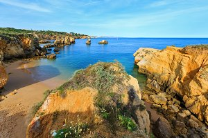 Atlantic rocky coast (Portugal)
