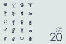 Drink icons + BONUS
